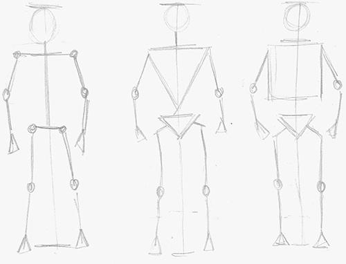 как быстро научиться рисовать аниме: