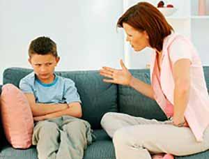 Поведение ребенка девиантное